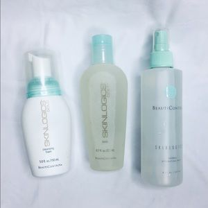 BeautiControl Skinlogics Set Brand New!